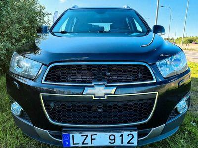 begagnad Chevrolet Captiva KLAC