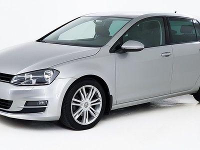 begagnad VW Golf 5-dörrar 1.4 TSI BlueMotion DSG 140hk