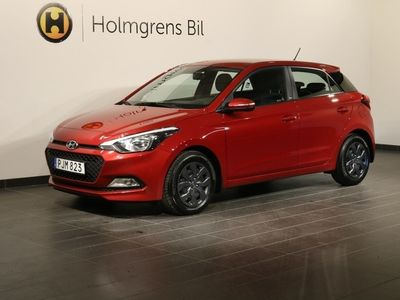 begagnad Hyundai i20 1.2 M5 Holmgrens WinterEdition