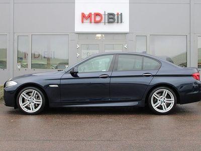 begagnad BMW 525 d xDrive 218hk Aut M Sport Värmare Drag Läder