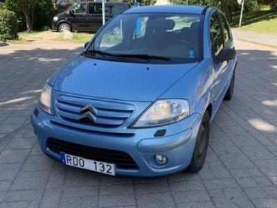 used Citroën C3 HDi ny besiktigad/skattad -07