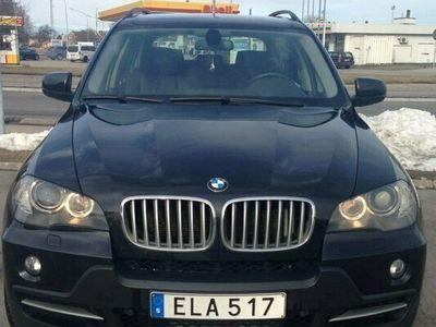 begagnad BMW X5 3,5 D X-drive E70