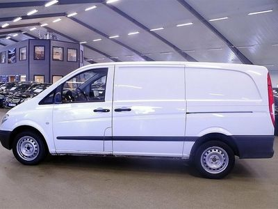 begagnad Mercedes Vito 115 CDI/ Skåp/ 150hk Sv-Så -10