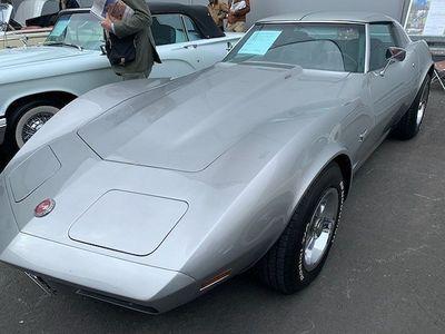 used Chevrolet Corvette Stingray Corvette C3454 Bigblock