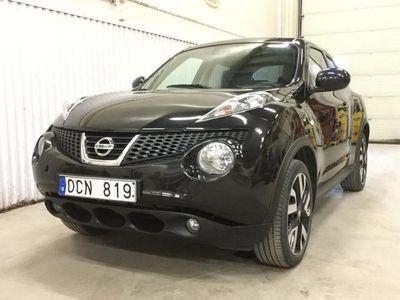 usata Nissan Juke 1.6 (117hk)