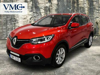 begagnad Renault Kadjar 1.5 dCi 110hk Zen 4x2