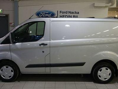 begagnad Ford Custom Trend skåp L1 2.0TDCI Manuell 105HK