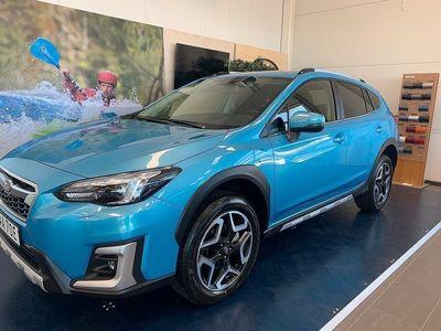 begagnad Subaru XV Hybrid Lineartronic Euro 6 150hk