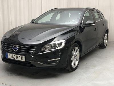 gebraucht Volvo V60 D4 AWD (181hk)
