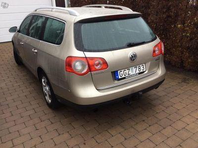 gebraucht VW Passat 2.0 FSI 4motion -08