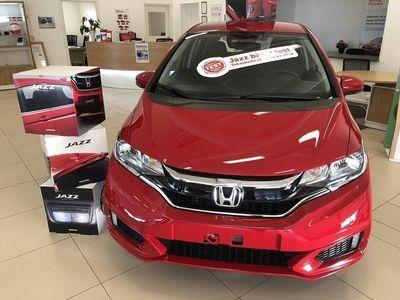 gebraucht Honda Jazz 1,3 TREND MT Bensin
