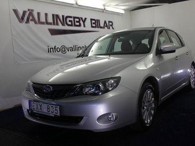 begagnad Subaru Impreza 2.0 4WD(150hk)Full Servic,Besiktad