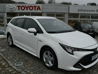 begagnad Toyota Corolla Touring Sports Hybrid 1.8 Active 123hk