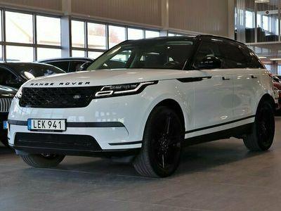 begagnad Land Rover Range Rover Velar P250 S AWD Navi Drag Svensksåld