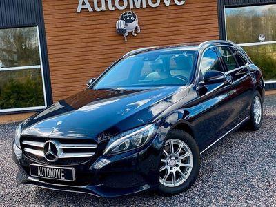 begagnad Mercedes 219 220 Benz C T d 7G-Tronic Plus Euro 6 2016, Personbil900 kr