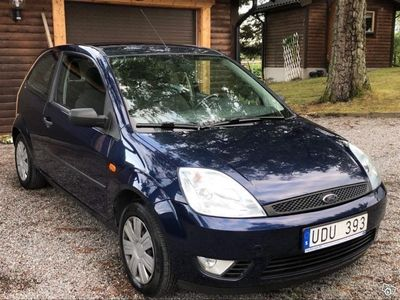 begagnad Ford Fiesta 1,4 /Nybesiktad/ny kamrem -04