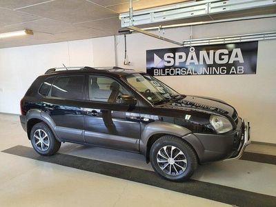 begagnad Hyundai Tucson 2.0 CRDi 4WD 136hk,Drag,Nybes