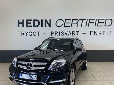 brugt Mercedes GLK220 CDI 4MATIC BLUEEFFICIENCY BUSINESS // Navi // Inkl V-Hjul