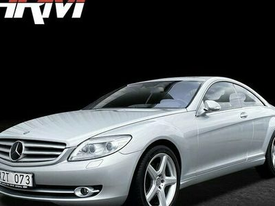 begagnad Mercedes 500 Benz 2007, Sportkupé Pris 189 900 kr