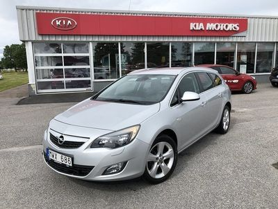 begagnad Opel Astra Sports Tourer 1.4T 140hk