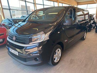 begagnad Fiat Talento L2H1 Nordic Dieselvärmare+Dragkr
