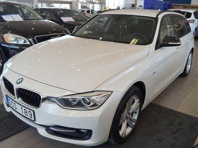 begagnad BMW 320 320D 320 d xDrive Touring, F31 2013, Kombi 235 000 kr