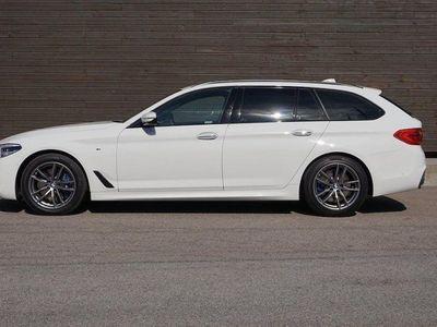 begagnad BMW 530 i xDrive Touring M Sport Euro 6 252hk Aut Drag