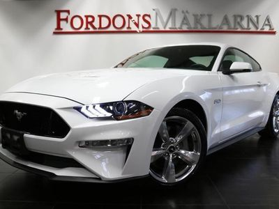 begagnad Ford Mustang GT FASTBACK V8 PRIVATLEASING