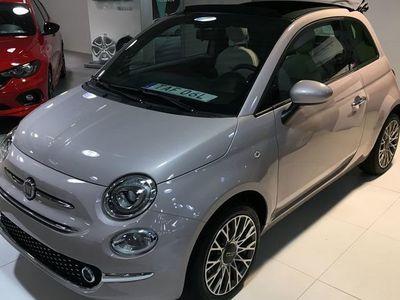 begagnad Fiat 500C STAR 1,2 69hk