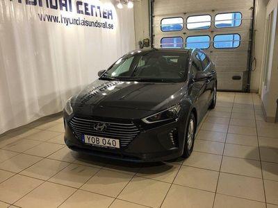 begagnad Hyundai Ioniq Hybrid 1.6 DCT Euro 6 141hk Pre
