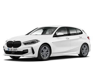 begagnad BMW 118 i Steptronic M-Sport