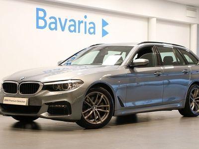 begagnad BMW 520 d xDrive Touring M-Sport Aut Nypris 590.600:-