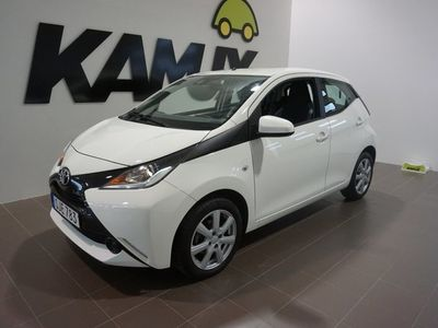begagnad Toyota Aygo 5-dörrar 1.0 VVT-i Manuell, 69hk