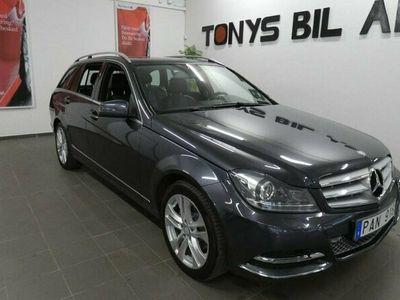 begagnad Mercedes C180 204 K
