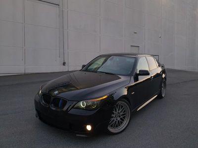 begagnad BMW 535 dA LCi 380HK M-SPORTPAKET SVENSKSÅLD