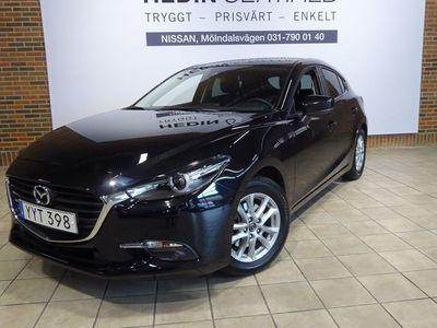 used Mazda 3 Sport 2.0 SKYACTIV-G Manuell, 120hk
