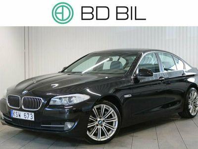 begagnad BMW 528 i SKINN DRAG B-VÄRM NAVI 258HK