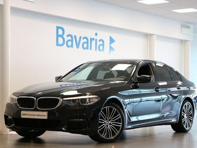 begagnad BMW 530 e xDrive iPerformance Sedan M-Sport Plug In Hybrid Aut Nypris 654.800:-