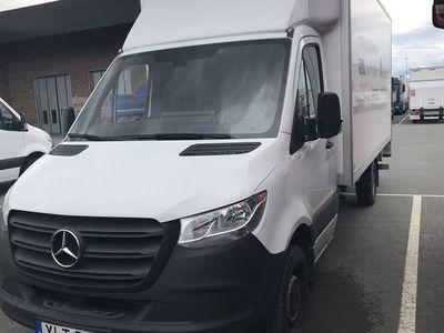 begagnad Mercedes Sprinter 316 CDI A3 PÅBYGGT SKÅP