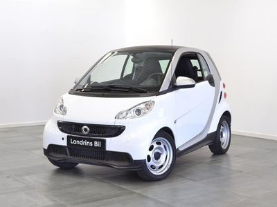 begagnad Smart ForTwo Coupé 1.0 61hk Automat GPS Nyservad