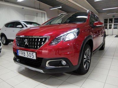 begagnad Peugeot 2008 1,2 Allure 110hk