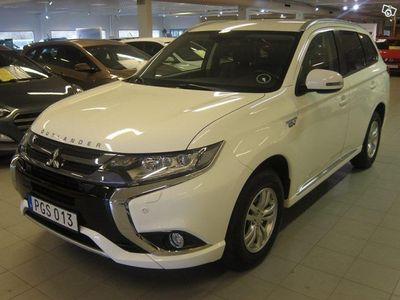 brugt Mitsubishi Outlander P-HEV 2.0 Laddhybrid 4WD Fleet Edition