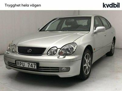 begagnad Lexus GS300 (222hk)