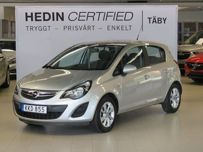 used Opel Corsa Active 5dr 1.4 100hk Automat