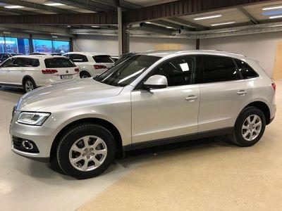 begagnad Audi Q5 2.0 TDI Q 177HK S-Tr Drag