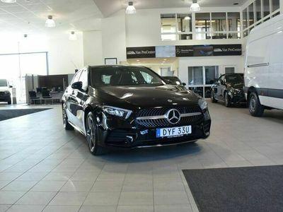 begagnad Mercedes A250 - Benze AMG Premium Demo
