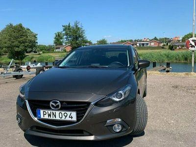 begagnad Mazda 3 3, 2.0 165 HK, OPT