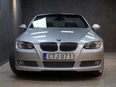 begagnad BMW 335 Cabriolet Steptronic Comfort Dynamic 306hk