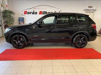 begagnad BMW X3 xDrive20d Steptronic Euro 6 190hk
