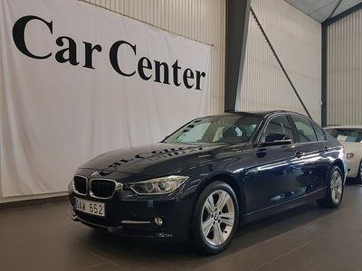 begagnad BMW 320 d Sedan Sport line 184hk